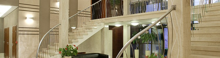 projekty wnętrz hotelowych