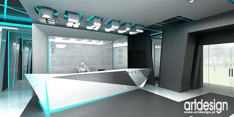 hotel grafit projekt wnętrz projektowanie wnętrz artdesign