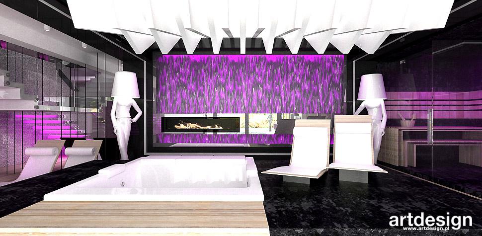 sauna jacuzzi doskonale projekty
