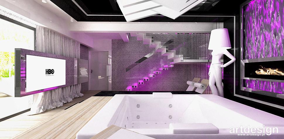 domowe spa luksusowy dom