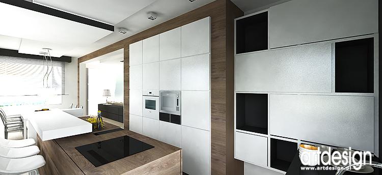 Wnętrze domu Kielce projekt aranżacja design architektura  Projektowanie wn   -> Kuchnia Brytyjska Projekt Edukacyjny