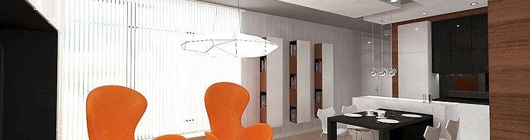 projekt nowoczesnego mieszkania