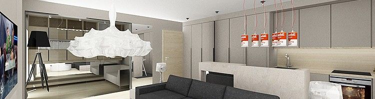 luksusowe wnętrze apartamentu