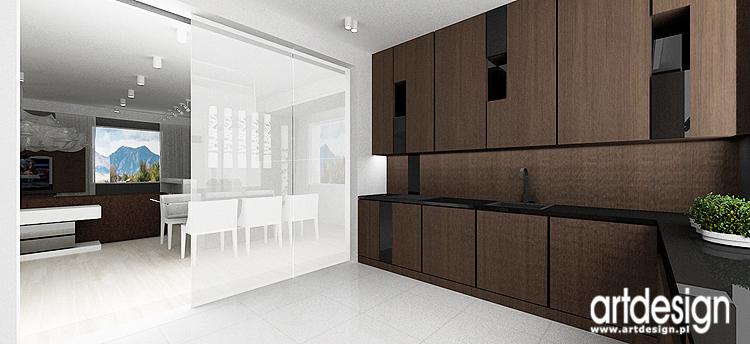 projekt wnętrza kuchni