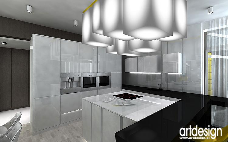 Luksusowe oryginalne wnętrza domów projekty aranżacje   -> Kuchnia Polowa Odbiór Sanepidu
