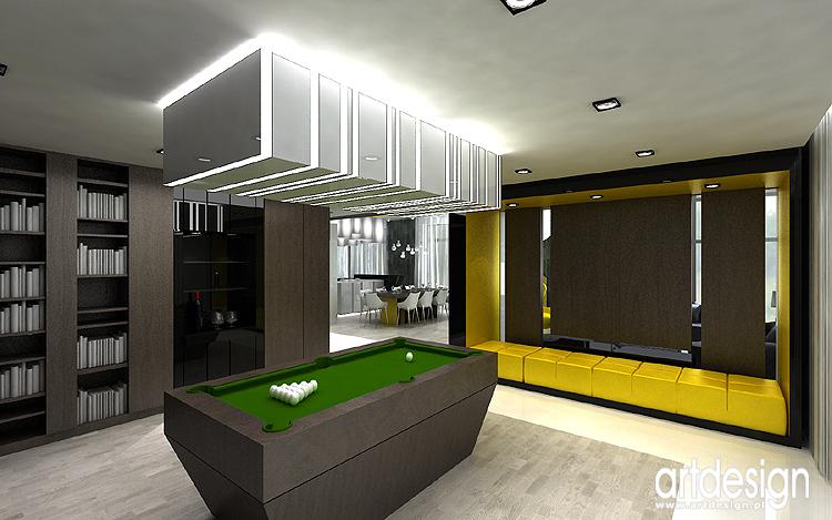 Salon w mieszkaniu