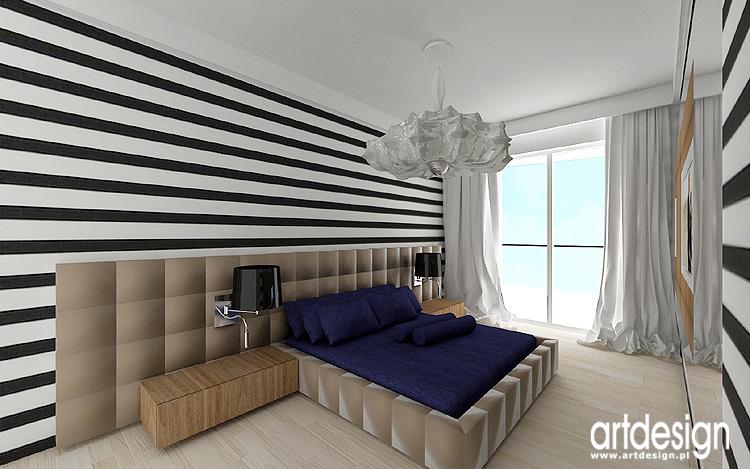 projektant wnętrz sypialni