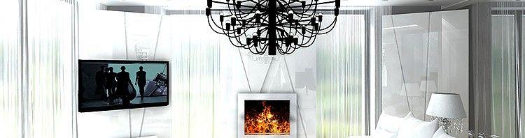 projekt nowoczesnego wnętrza salonu