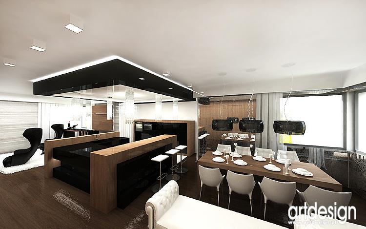 Kuchnia Jadalnia Salon Meenutcom Najlepszy Pomysł Na Projekt