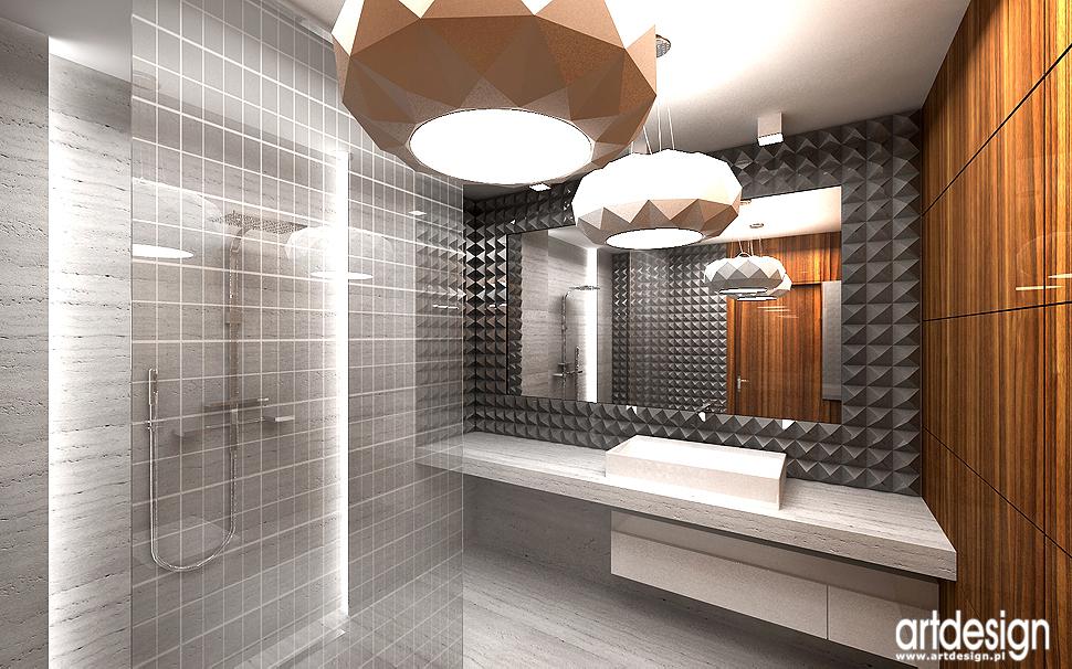 oryginalne projekty wnętrz łazienek