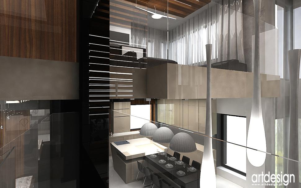 projektant wnętrza luksusowego domu