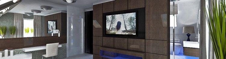 projektowanie wnętrza nowoczesnej sypialni