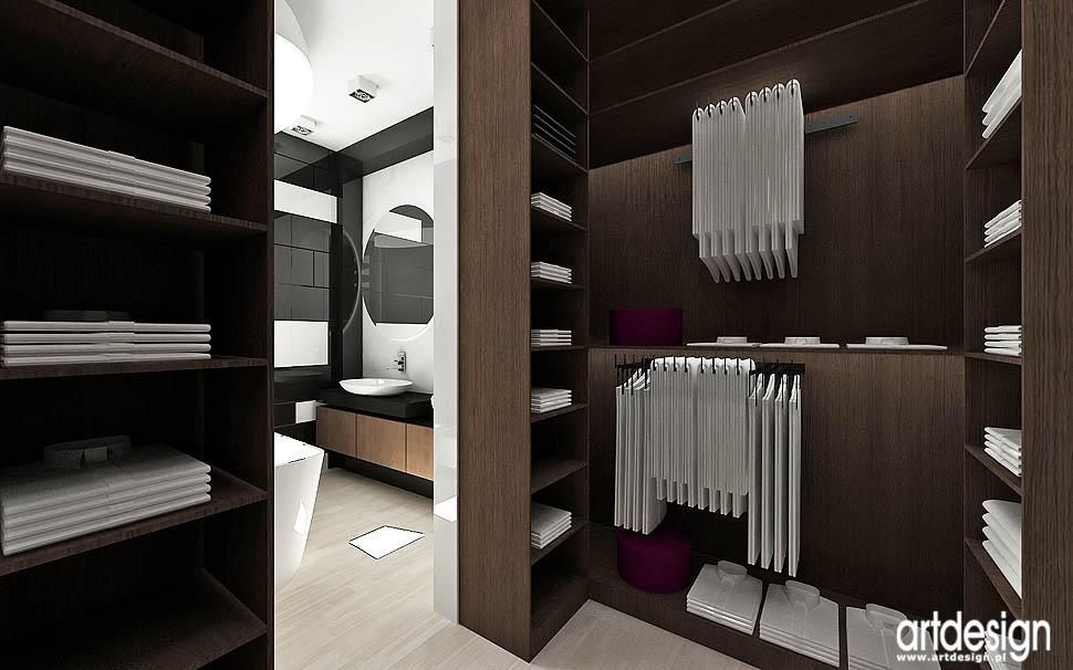 Luksusowy Designerski Dom W Katowicach Wnętrze Sypialni