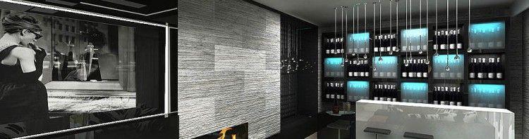 wnętrze pokoju pomieszczenia rekreacji projekty dom barek kidno domowe salon