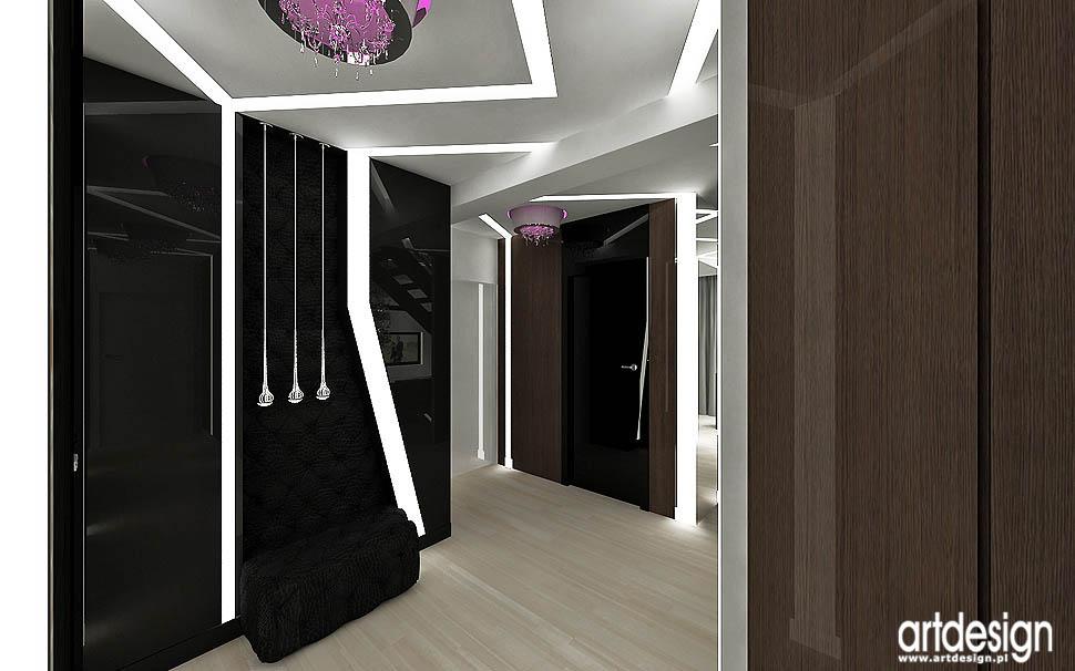 styl wnętrza loft vintage glamour loft