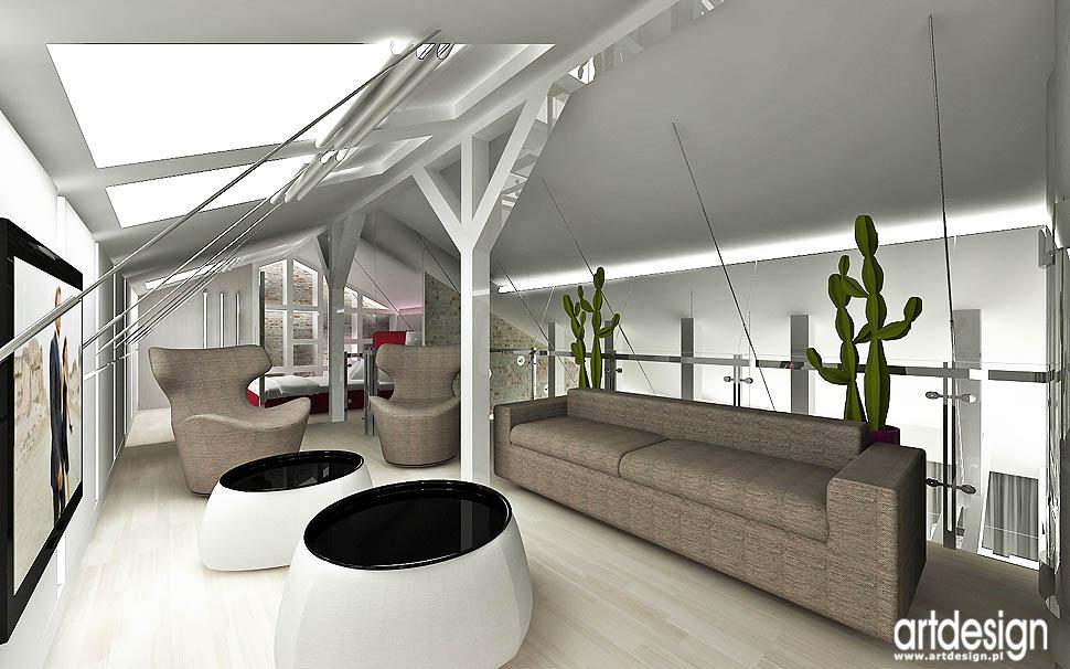 wnetrza apartamentu design loft vintage glamour design
