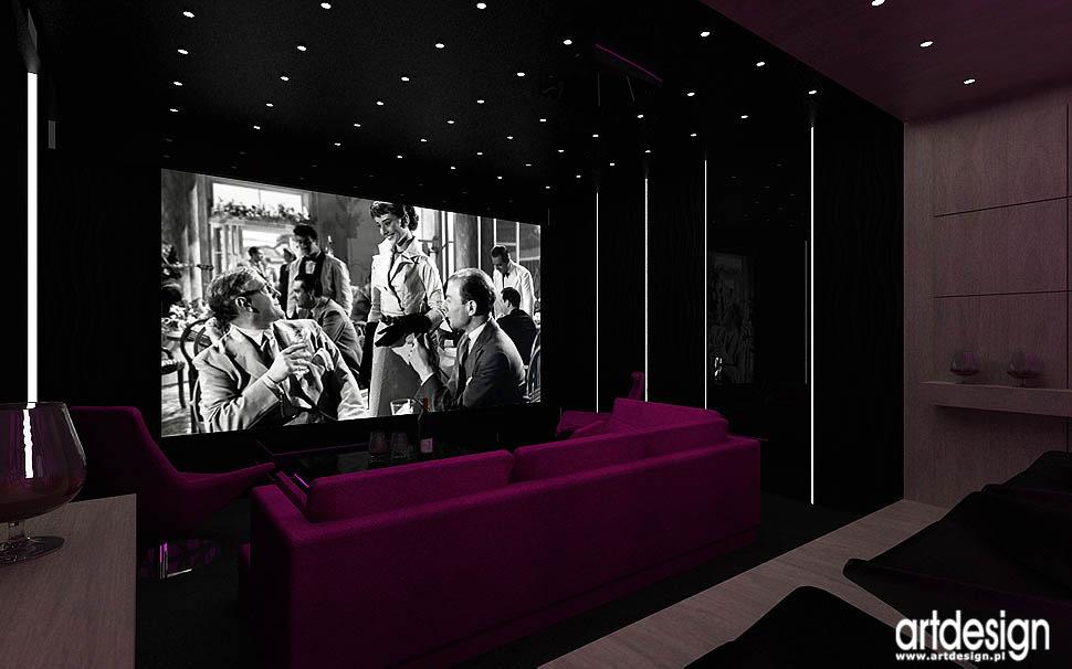 kino domowe realizacje projektowanie