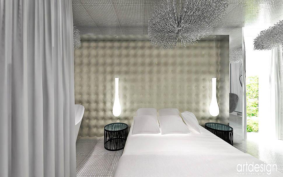 sypialnia wnetrze design sypialni