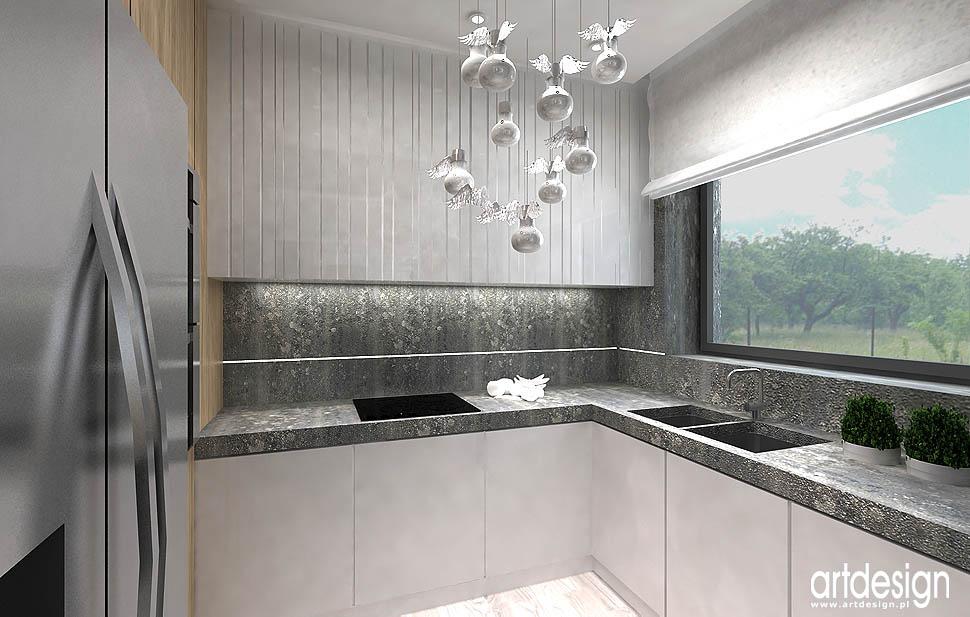 design kuchnia wnetrza