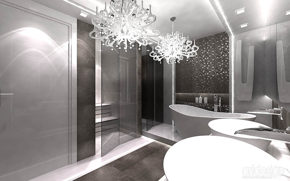 projektowanie aranzacja design wnetrza krakow projekt sauny