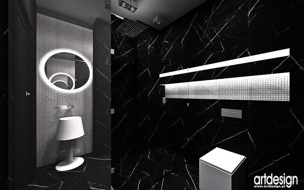 nowoczesny design łazienki projekty
