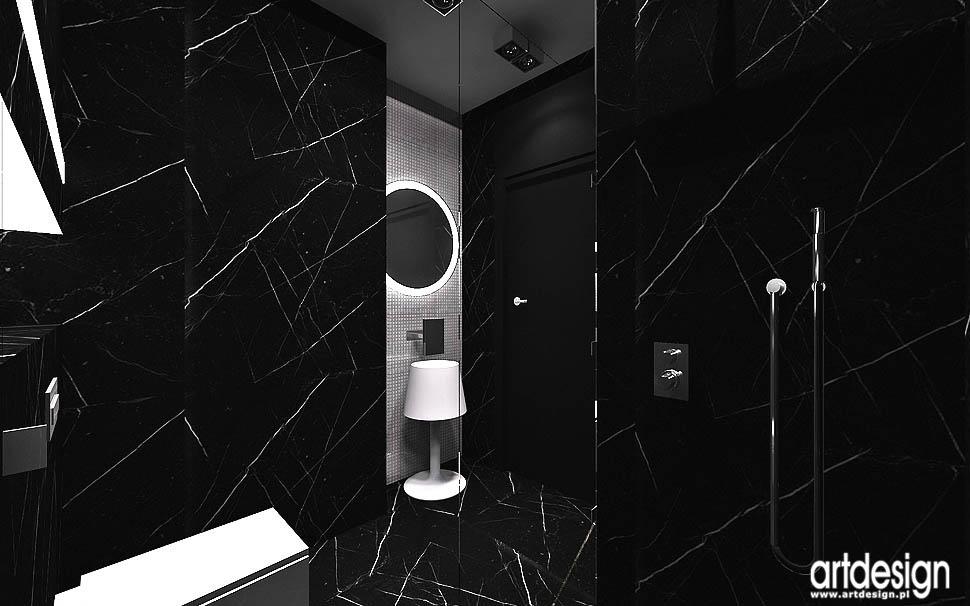 architektura wnetrza łazienki