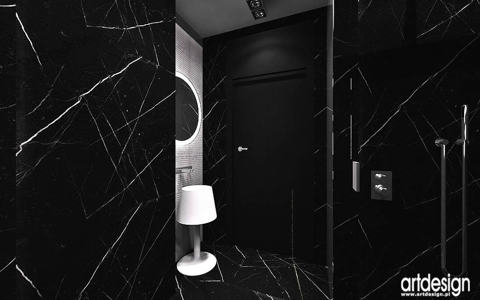 projekt wnetrza łazienki