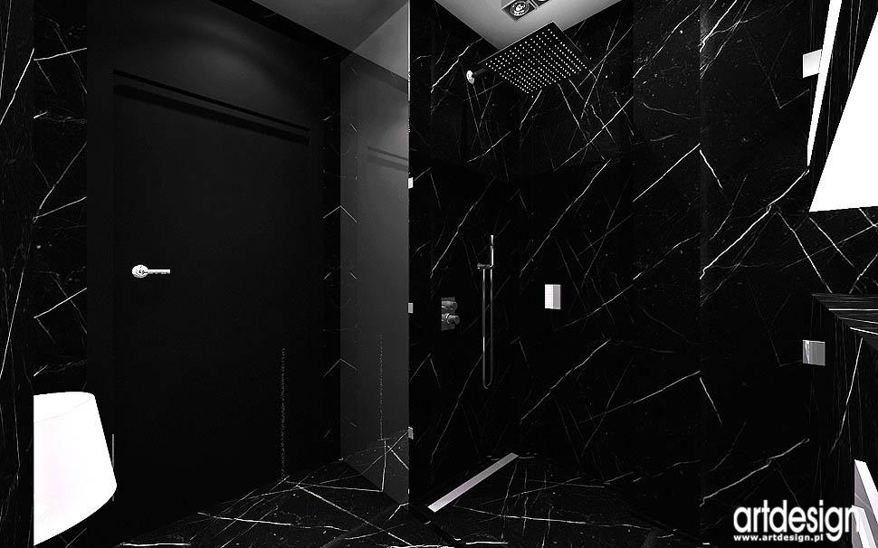 design wnetrza projekt łazienka