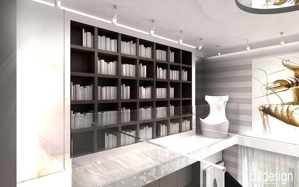 architekt wnetrz kraków realizacje biblioteka
