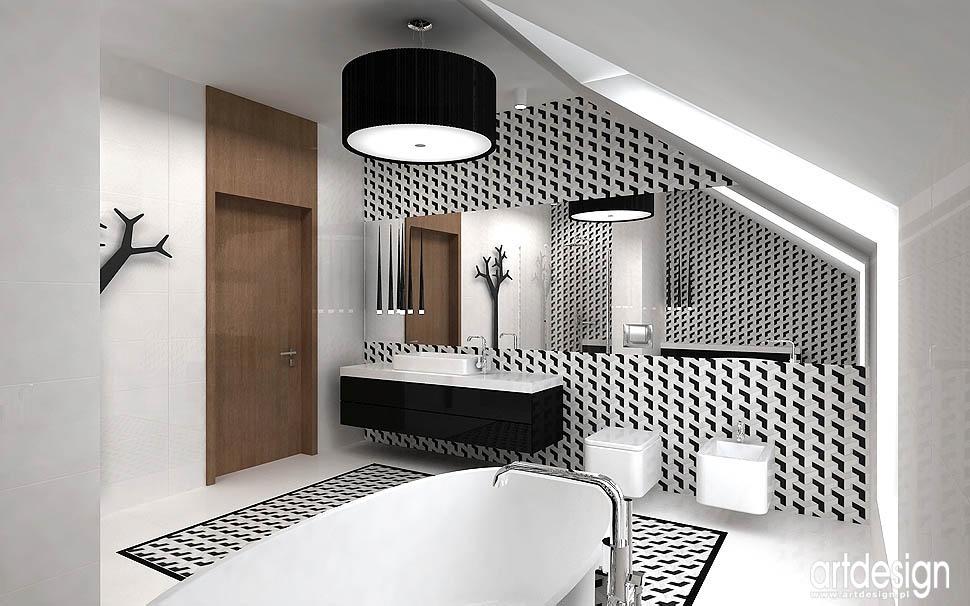 nowoczesny design wnętrza apartament