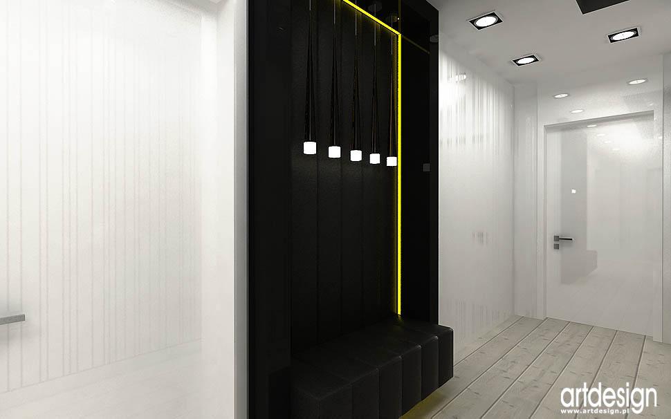 nowoczesne wnętrza domów