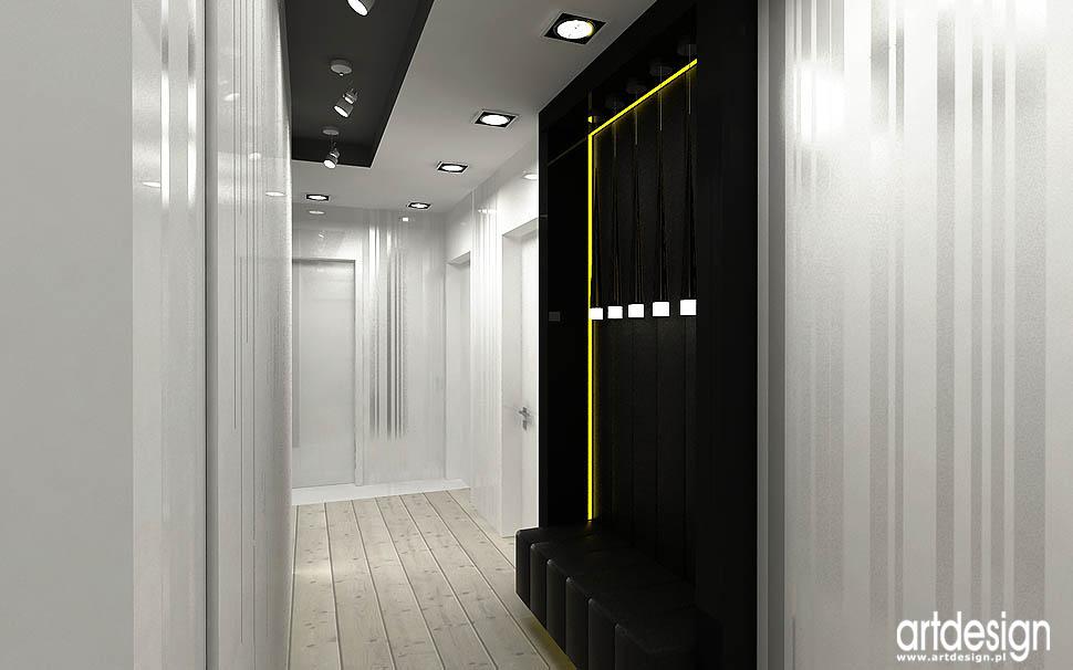 designerskie wnętrza apartamentów