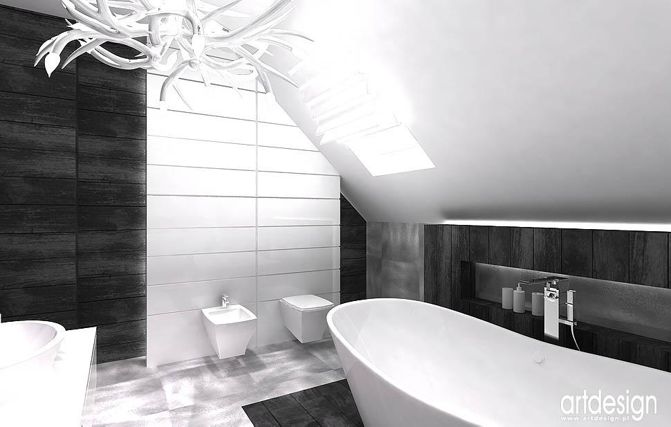 aranżacja wnętrz design łazienek