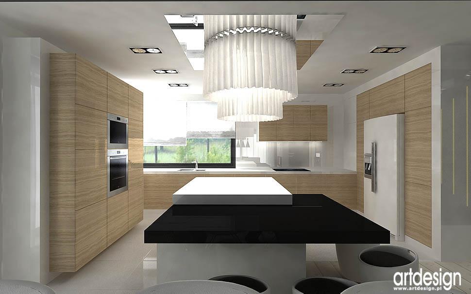 projekt wnętrz domu projekt kuchni