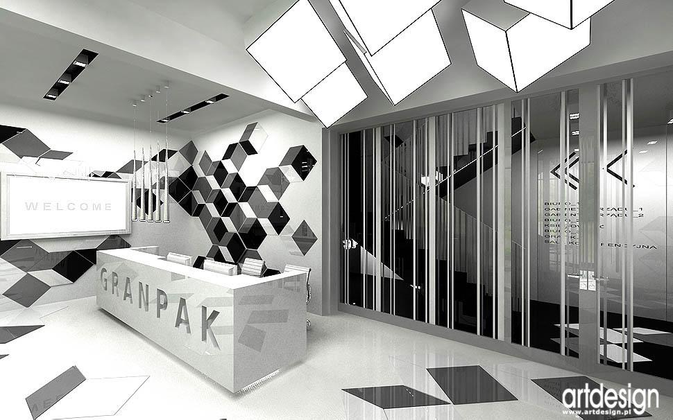 architektura biura design