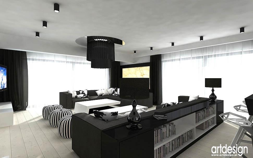 architektura wnętrza apartamentu