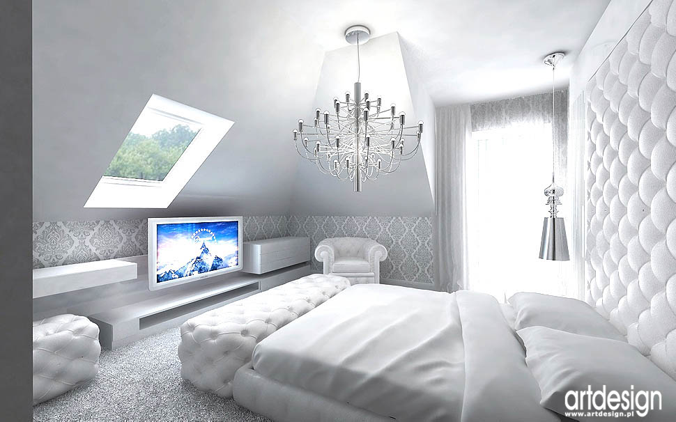 Meble do sypialni nowoczesne