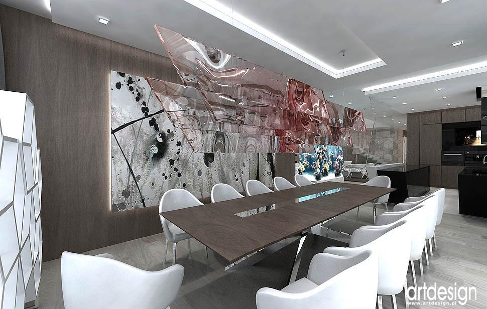 projekty wnetrza duzych domow design