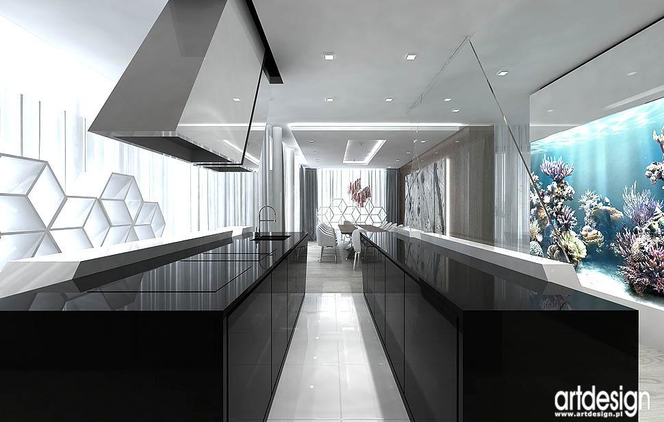 projekty wnętrza apartamentow realizacjie zdjecia angel wawel design