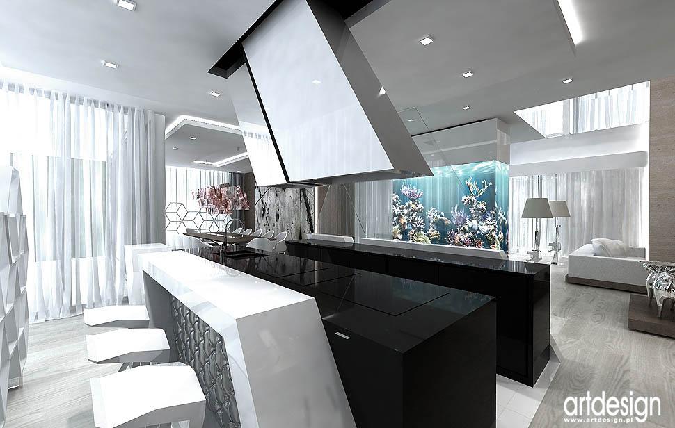 luksusowe wnetrza rezydencji atrium novum ekskluzywne