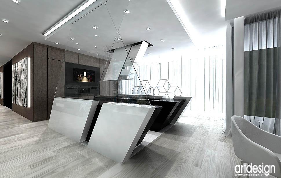 wnetrza aranzacja luksusowe ekskluzywne designerskie nowoczesne