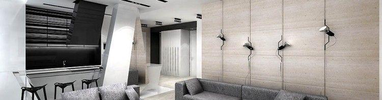 wnetrza nowoczesny design apartament