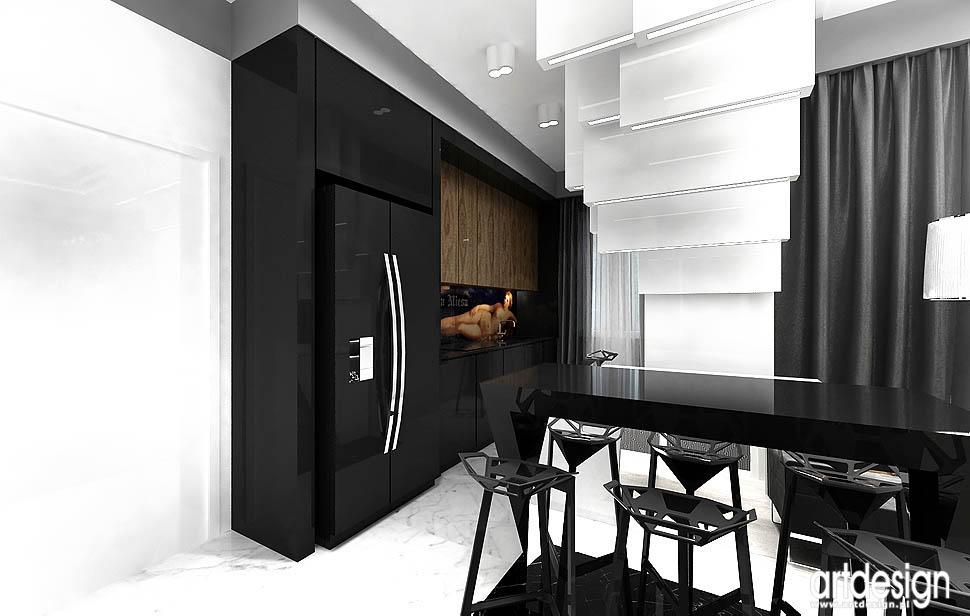 luksusowe designerskie wnetrza ekskluzywny design projekty aranzacje