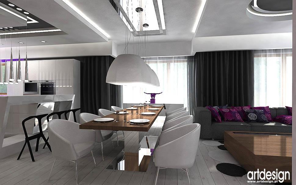 projekty aranzacje najlepszy design jadalania dom