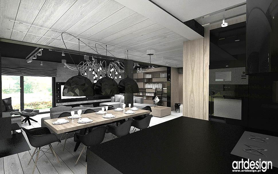 projekt design aranzacja dom rezydencja apartament