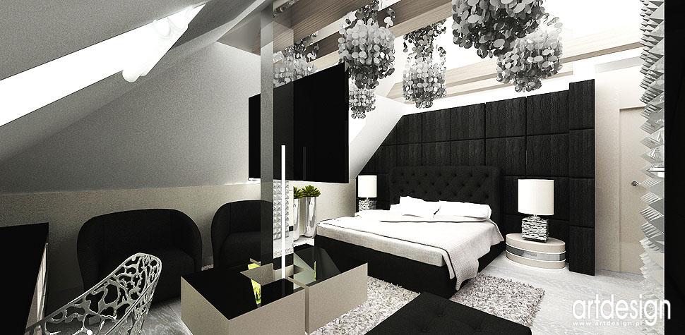 wnetrze sypialni architektura