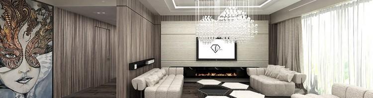 rezydencja luksusowe wnetrza projekty salon