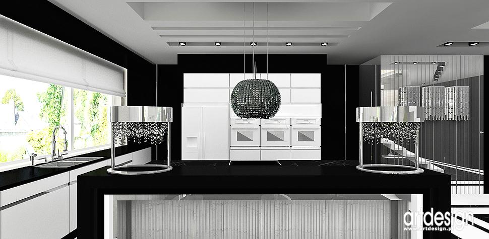 wnetrza design luksusowy dom