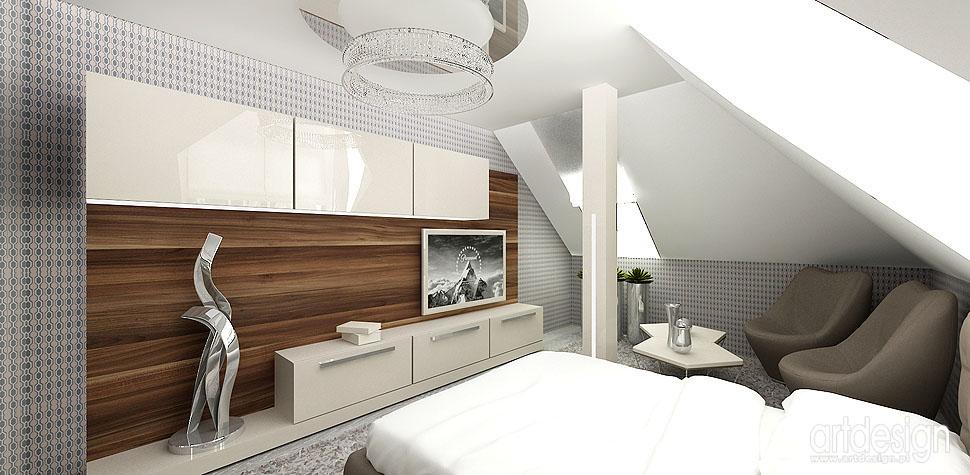 projekty wnetrz sypialni