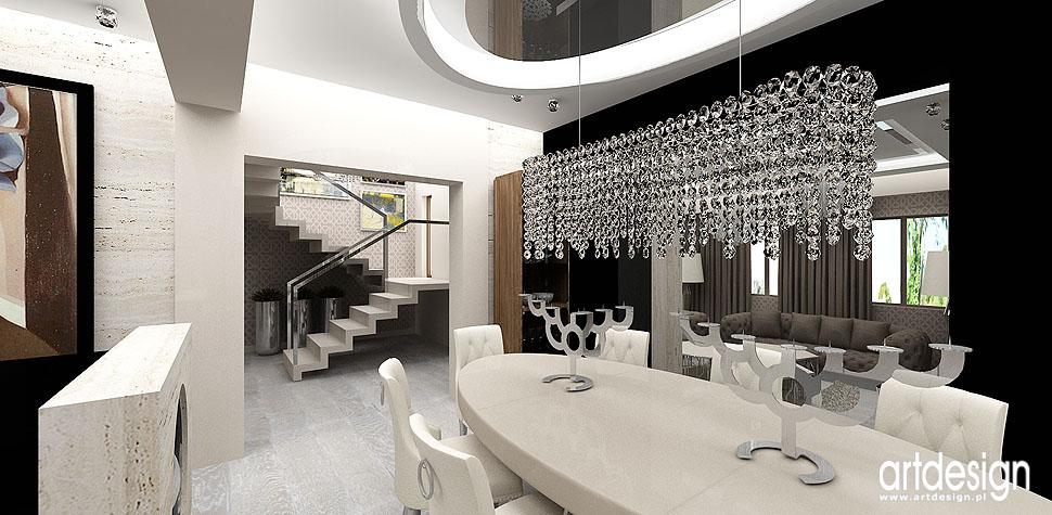 projekty wnetrz luksusowe ekskluzywne